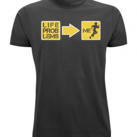 Life Problems Classic Cut Men's T-Shirt