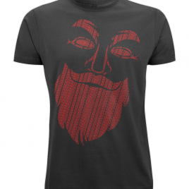 Anonybeard Classic Cut Men's T-Shirt